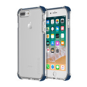 Incipio Reprieve Sport Case iPhone 8+ Plus - Blue/Clear