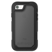 Griffin Survivor Extreme Case iPhone 8/7 - Black/Tint