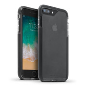 BodyGuardz Ace Pro Unequal Case iPhone 8+ Plus - Smoke/Black
