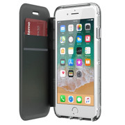 Griffin Survivor Clear Wallet Case iPhone 8/7