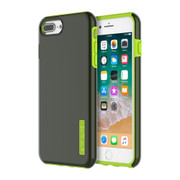 Incipio DualPro Case iPhone 8+ Plus - Smoke/Volt