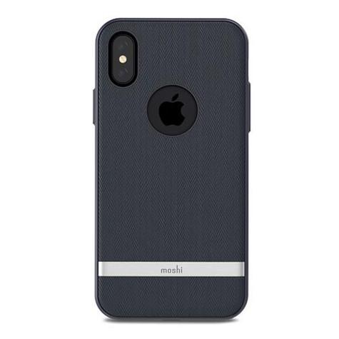 Moshi Vesta Case iPhone X - Bahama Blue