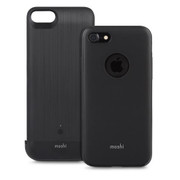 Moshi IonSuit Case iPhone 8/7 - Steel Black
