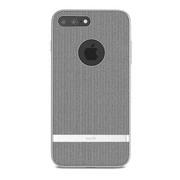 Moshi Vesta Case iPhone 8+/7+ Plus - Herringbone Grey