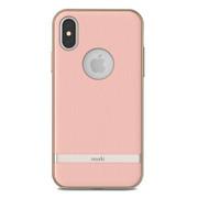 Moshi Vesta Case iPhone X/Xs - Blossom Pink
