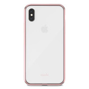 Moshi Vitros Case iPhone X - Orchid Pink