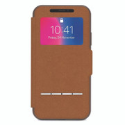 Moshi SenseCover Case iPhone X - Tan