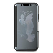 Moshi StealthCover Case iPhone X - Gun Metal Grey