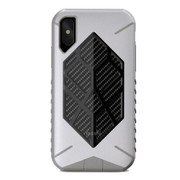 Moshi Talos Case iPhone X - Admiral Grey