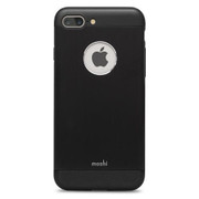 Moshi iGlaze Armour Case iPhone 8+/7+ Plus - Onyx Black