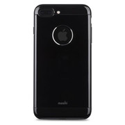 Moshi iGlaze Armour Case iPhone 8+/7+ Plus - Jet Black