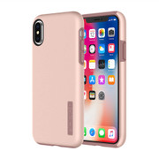 Incipio DualPro Case iPhone X - Rose Gold