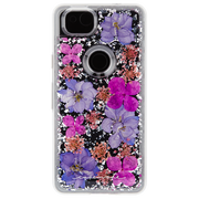 Case-Mate Karat Petals Case Google Pixel 2 - Purple