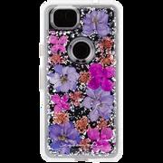 Case-Mate Karat Petals Case Google Pixel 2 - Purple