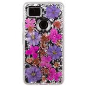 Case-Mate Karat Petals Case Google Pixel 2 XL - Purple