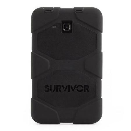 "Griffin Survivor All Terrain Case Samsung Galaxy Tab A 7.0"" - Black"