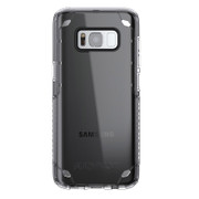 Griffin Survivor Strong Case Samsung Galaxy S8+ Plus - Smoke/Clear