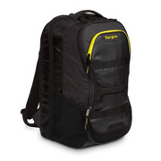 "Targus 15.6"" Fitness Backpack - Black/Yellow"