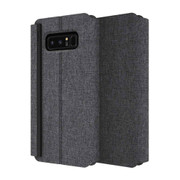 Incipio Esquire Folio Case Samsung Galaxy Note 8 - Grey