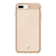 EFM Aspen Impress Case Armour iPhone 8+/7+/6+/6S+ Plus - Gold