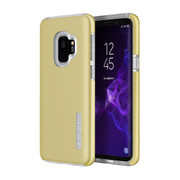 Incipio DualPro Case Samsung Galaxy S9 - Iridescent Rusted Gold