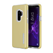 Incipio DualPro Case Samsung Galaxy S9+ Plus - Iridescent Rusted Gold