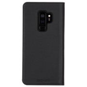 Case-Mate Wallet Folio Case Samsung Galaxy S9+ Plus - Black