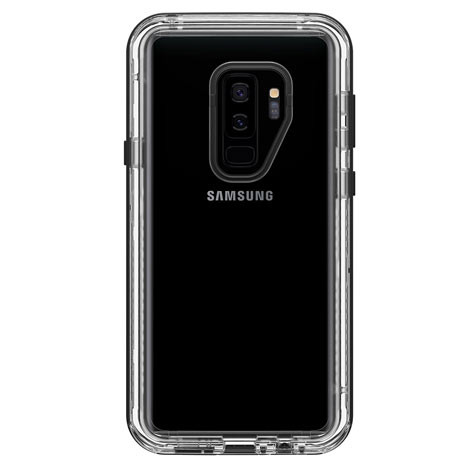 LifeProof NEXT Case Samsung Galaxy S9+ Plus - Black Crystal
