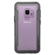 Pelican VOYAGER Case Samsung Galaxy S9 - Clear/Grey