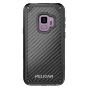 Pelican SHIELD Case Samsung Galaxy S9 - Black