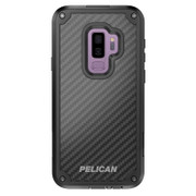 Pelican SHIELD Case Samsung Galaxy S9+ Plus - Black