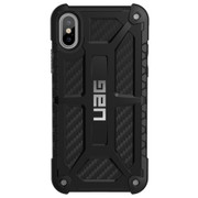 UAG Monarch Case iPhone X - Carbon Fibre