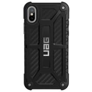 UAG Monarch Case iPhone X/Xs - Carbon Fibre