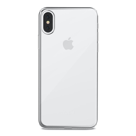 Moshi SuperSkin Case iPhone X - Crystal Clear