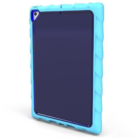 "Gumdrop Drop Tech Clear Case iPad 9.7""(2017/2018) - Blue"