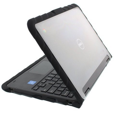 "Gumdrop Drop Tech Case Dell Latitude/Chromebook 3189/3190 11"" - Black"
