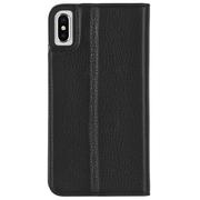 Case-Mate Wallet Folio Case iPhone Xs Max - Black