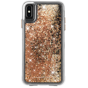 Case-Mate Waterfall Case iPhone Xs Max - Gold
