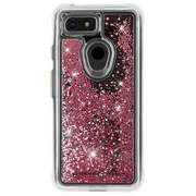 Case-Mate Waterfall Case Google Pixel 3 XL - Rose Gold