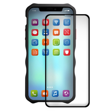 Element Tempered Glass Screen Protector iPhone X - Clear