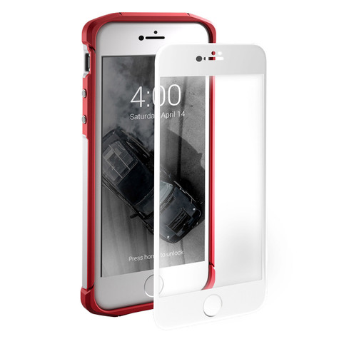 Element Tempered Glass Screen Protector for iPhone 8+/7+ Plus ...
