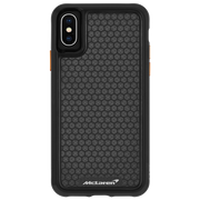Case-Mate McLaren Carbon Fiber Case iPhone X/Xs - Black