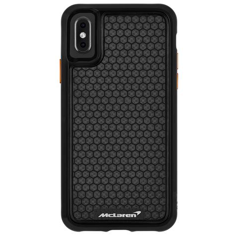 Case-Mate McLaren Carbon Fiber Case iPhone Xs Max - Black