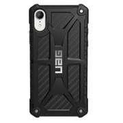 UAG Monarch Case iPhone XR - Carbon Fibre
