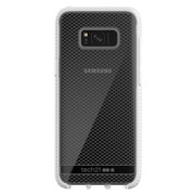 Tech21 Evo Check Case Samsung Galaxy S8+ Plus - Clear/White