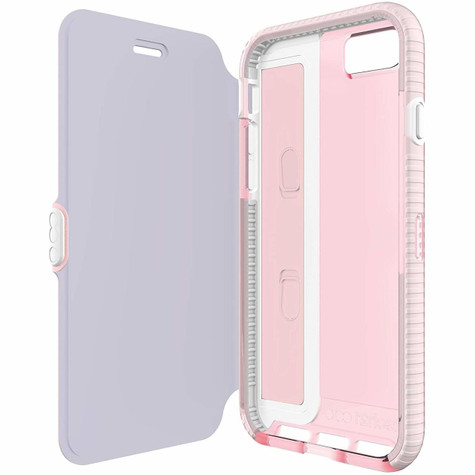 Tech21 Evo Wallet Case iPhone 8/7 - Rose