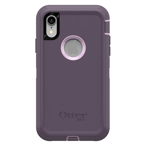 OtterBox Defender Case iPhone XR - Purple Nebula