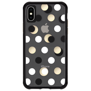 Case-Mate Wallpapers Case iPhone X/Xs - Metallic Dot