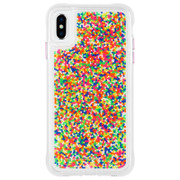 Case-Mate Sprinkles Case iPhone Xs Max - Multi