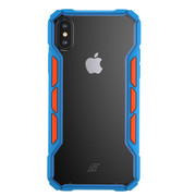 Element Rally Case iPhone Xs Max - Blue/Orange